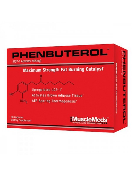 MuscleMeds Phenbuterol (30 капс.)