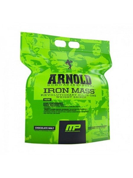 MusclePharm Arnold Series Iron Mass (3620 гр.)