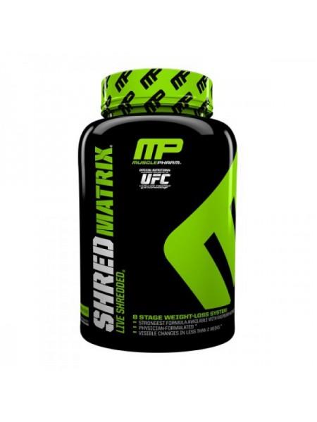 MusclePharm Shred Matrix (120 капc.)