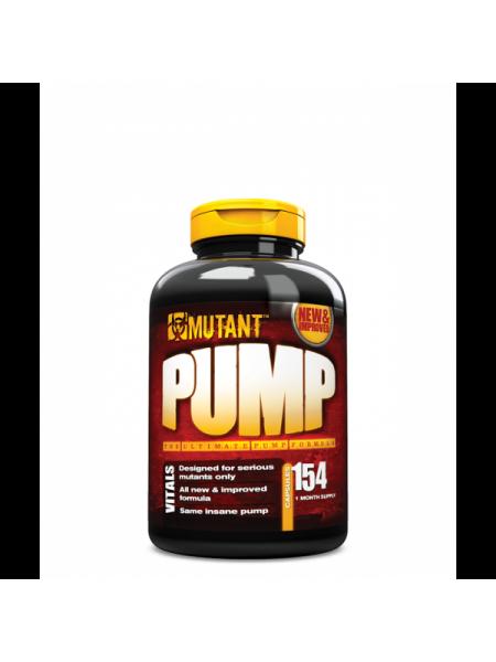Mutant Pump (154 капс.)