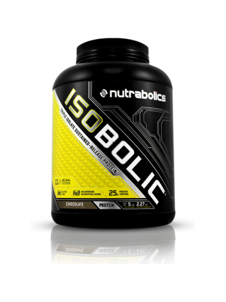 Nutrabolics IsoBolic (2270 гр.)