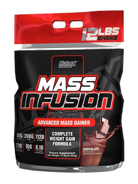 Nutrex Research Mass Infusion (5450 гр.)