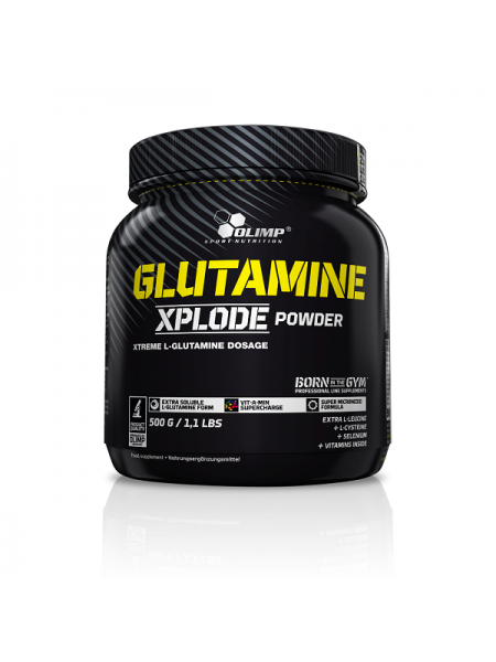 Olimp Glutamine Xplode Powder (500 гр.)