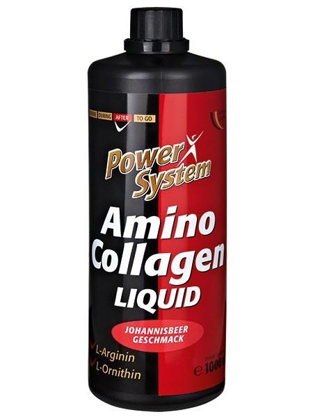 Power System Amino Collagen Liquid (1000 мл)