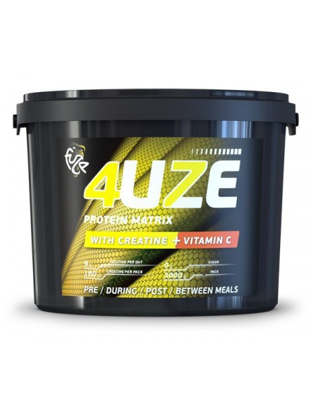PureProtein Fuze 4UZE Protein Matrix With Creatine + Vitamin C (3 кг)