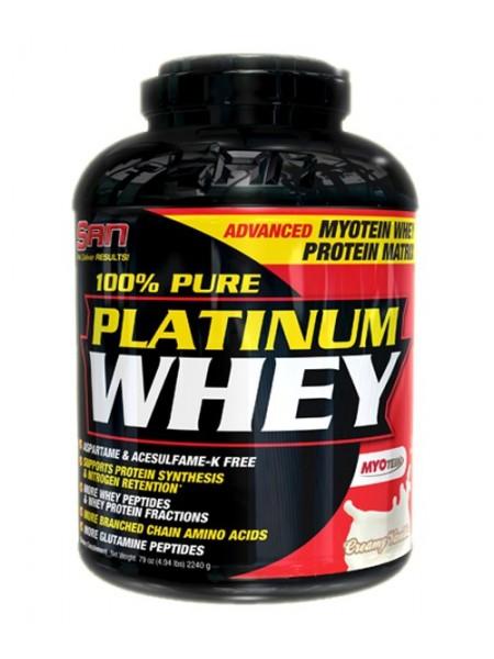 SAN 100% Pure Platinum Whey (2270 гр.)