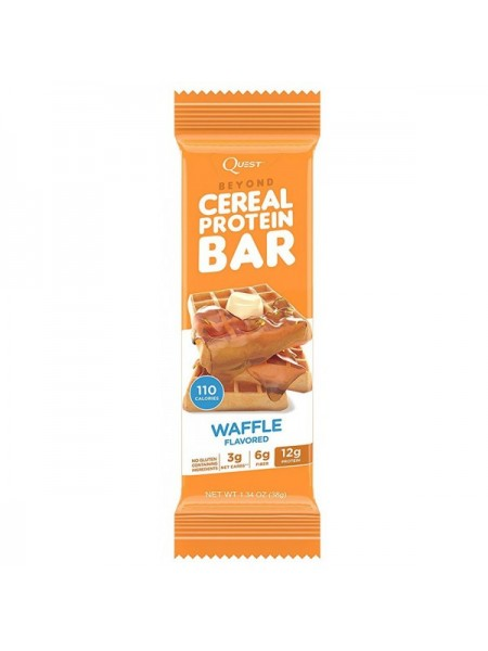 Quest Nutrition Beyond Cereal Protein Bar (38 гр.)