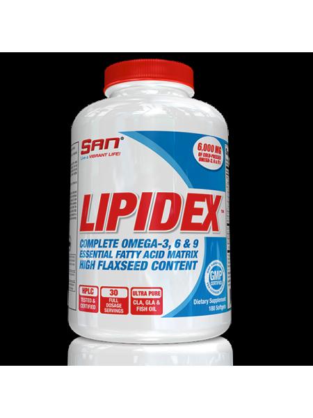 SAN Lipidex (180 капс.)