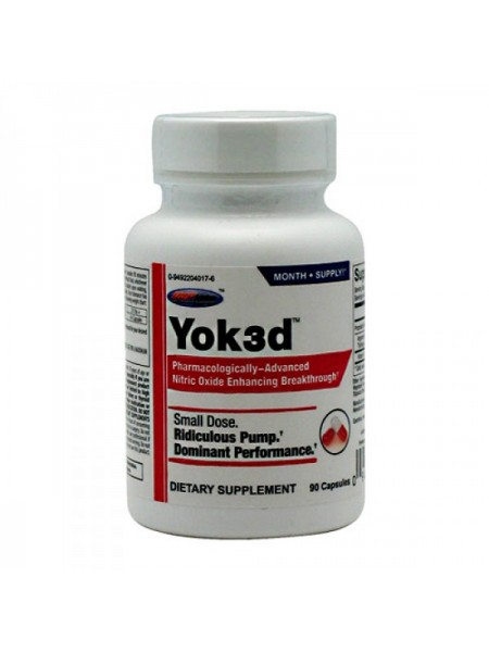 USPLabs Yok3d (90 капс.)