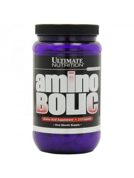 Ultimate Nutrition Aminobolic (210 таб.)