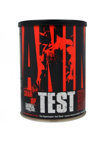 Universal Nutrition Animal Test (21 пак.)