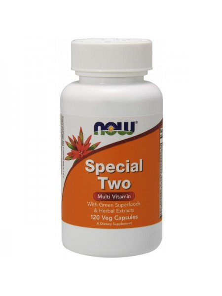 Now Foods Special Two Veg (240 капс.)