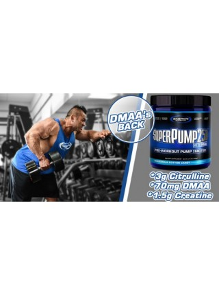 Gaspari SuperPump 250 with DMAA (390 гр.)