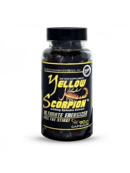 Hi-Tech Pharmaceuticals Yellow Scorpion (90 капс.)