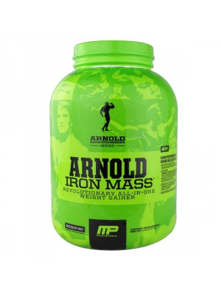 MusclePharm Arnold Series Iron Mass (2270 гр.)