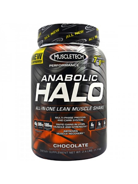 MuscleTech Anabolic Halo Performance Series (1100 гр.)