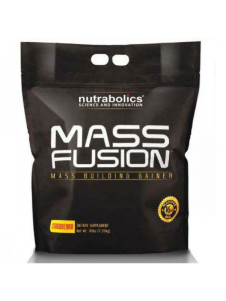 Nutrabolics Mass Fusion Gainer (7250 гр.)