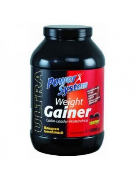 Power System Weight Gainer (2000 гр.)