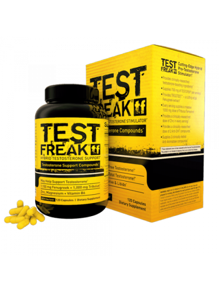 PharmaFreak Test Freak (120 капс.)