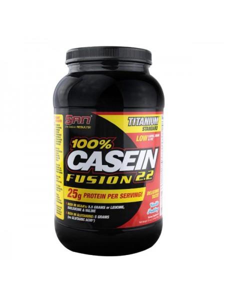 SAN 100% Casein Fusion 2.2 (908 гр.)