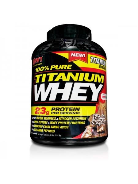 SAN 100% Pure Titanium Whey (2270 гр.)
