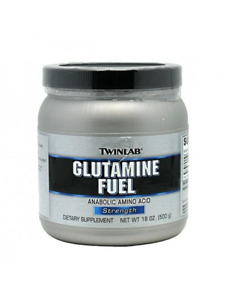 Twinlab Glutamine Fuel Powder (500 гр.)