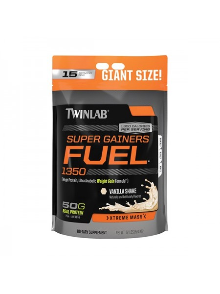 Twinlab Super Gainers Fuel 1350 (5400 гр.)