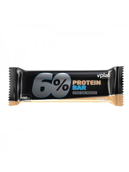 VP Laboratory 60% Protein Bar 100 гр. (12 шт.)
