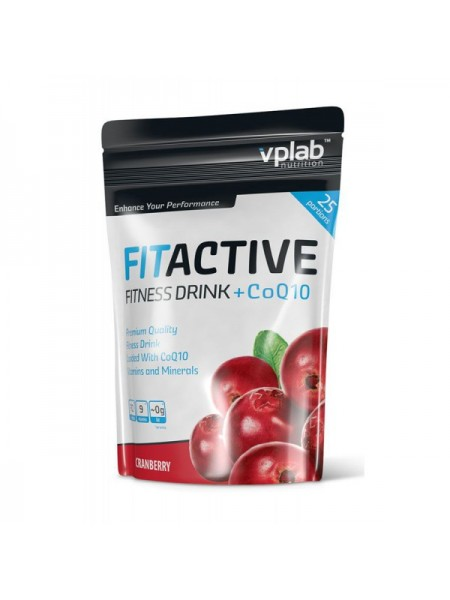 VP Laboratory Fit Active Fitness Drink CoQ 10