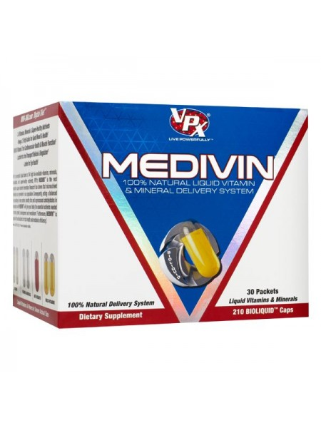 VPX Medivin (30 пак.)