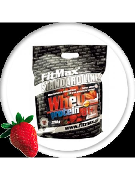 Whey Protein 81+ (2250гр, Клубника)