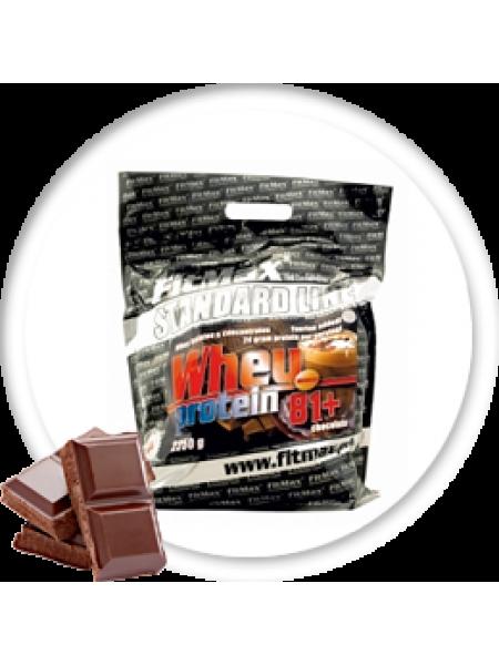 Whey Protein 81+ (2250гр, Шоколад)